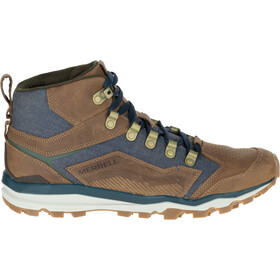 Merrell All Out Crusher Mid Schuhe Herren Boardwalk